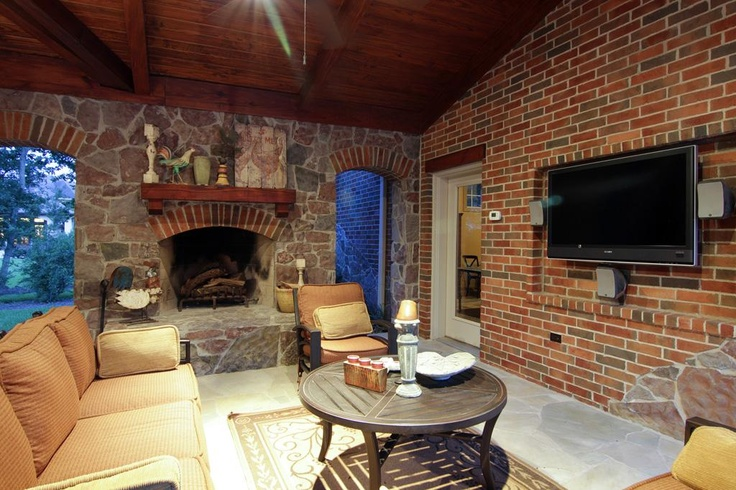 17 Best Images About Red Brick Ranch On Pinterest