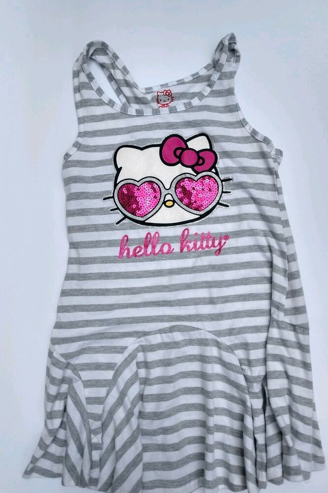 e2f564781 Hello kitty tank top cute girls tank hello Kitty birthday party back to  school #fashion #clothing #shoes #accessories #kidsclothingshoesaccs ...