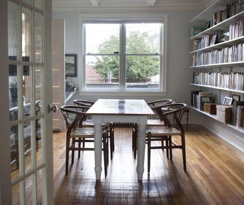 17 best images about elfa i vardagsrummet on pinterest for Dining room library