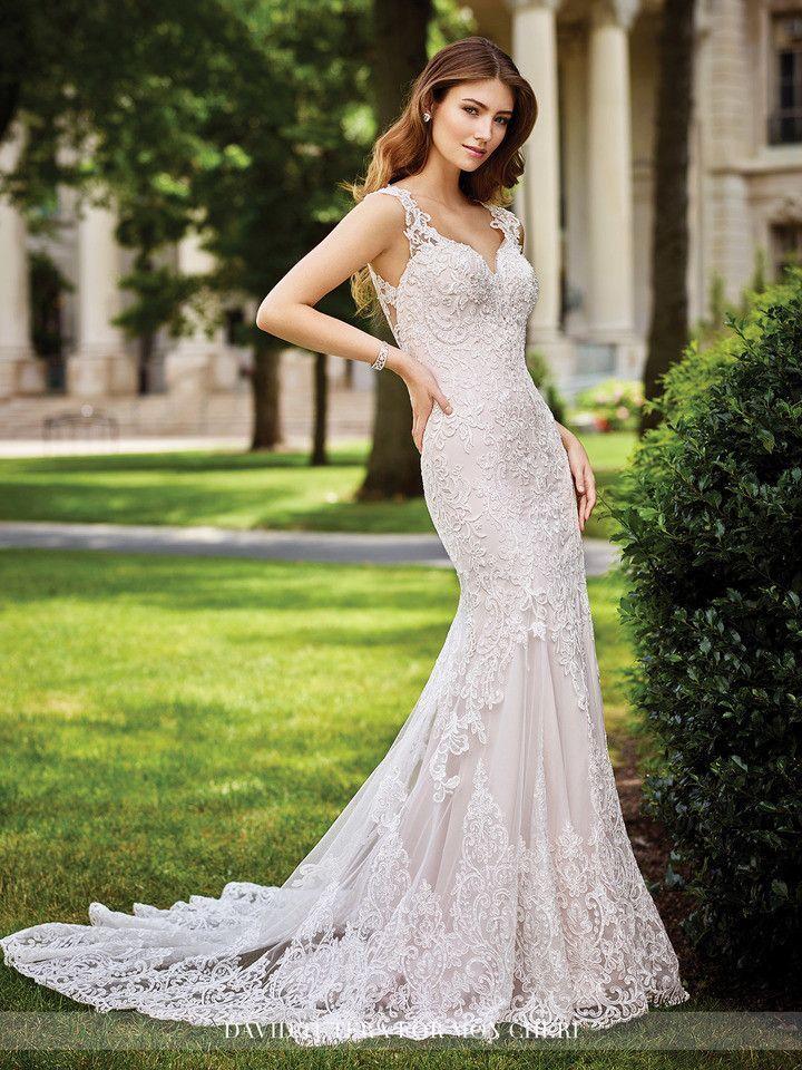 David Tutera - Sonal - 117273 - All Dressed Up, Bridal Gown