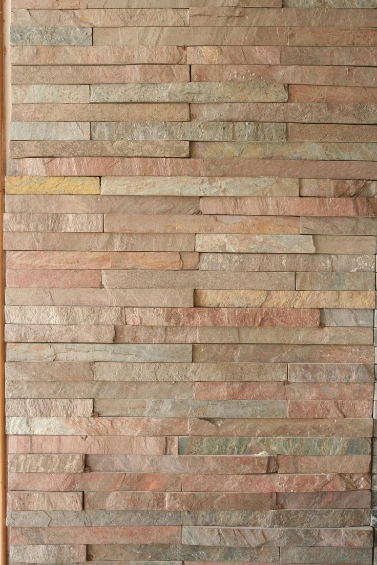 Copper Wall Cladding : Copper quartzite wall cladding stone designs by satyam