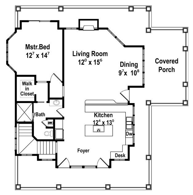303 Best House Plans Images On Pinterest | Small Houses, Small House Plans  And Homes