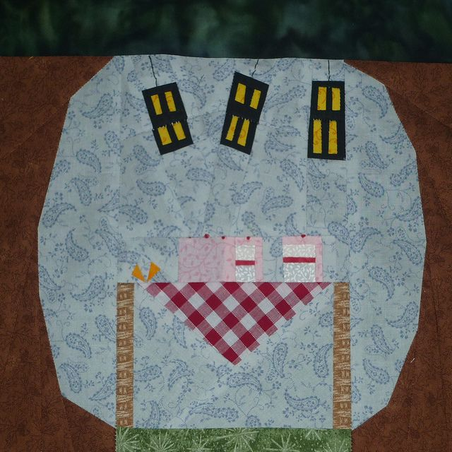 Garden Party Blog Hop Day 12, by Cat Magraith by Jennifer Ofenstein (sewhooked.com), via Flickr