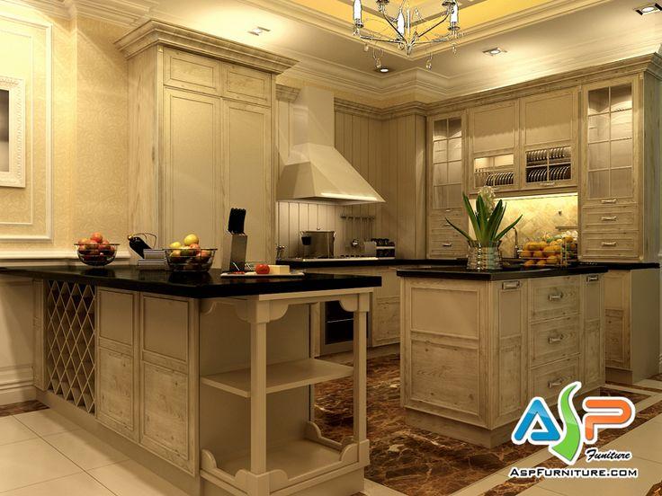 Trang trí nội thất bếp ăn