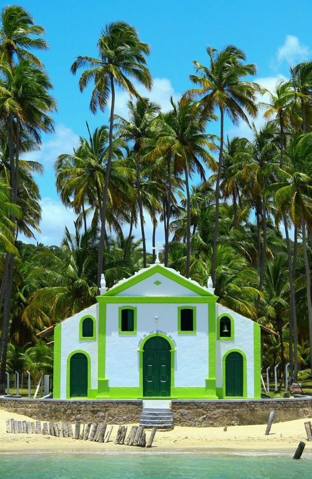 Ipojuca, Brazil — by Fabi Lima Torres. Praia de carneiros