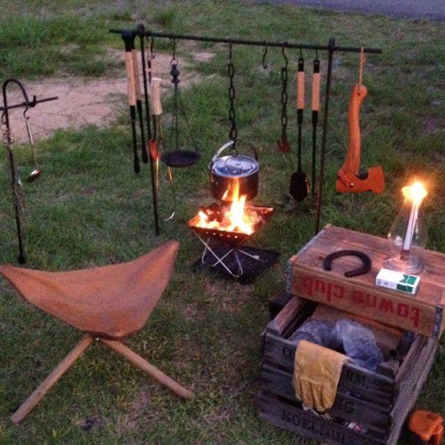男性で、の食器/アウトドア/焚き火/コーヒー/キッチンについてのインテリア実例を紹介。(この写真は 2015-08-06 20:18:49 に共有されました)