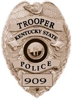 kentucky state police badge - Google Search