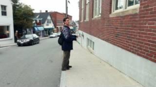 Human echolocation lets blind man 'see', via YouTube.