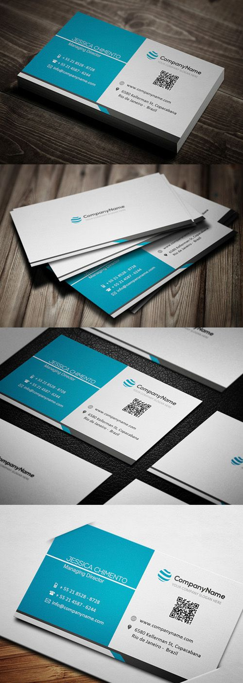 105 best Business Cards images on Pinterest | Business card design ...