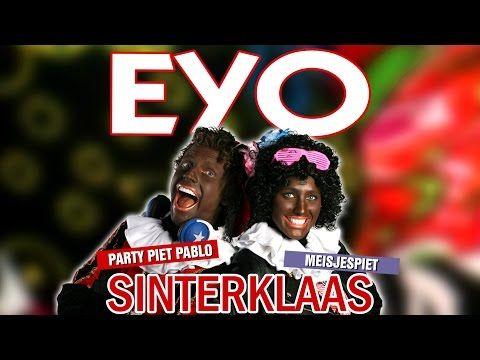 Party Piet Pablo & Danspiet - De Pietendrop - De Sinterklaas sensatie van 2015! (4k) - YouTube