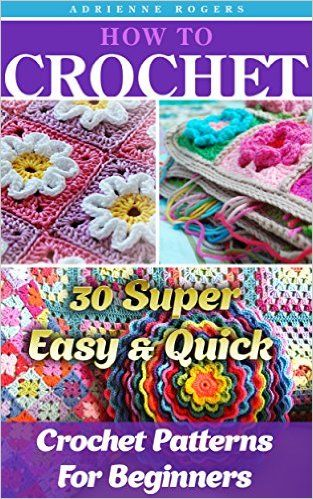 Crocheting For Dummies Book : ... Crochet books, Crochet for beginners, Crochet for Dummies) (Crochet