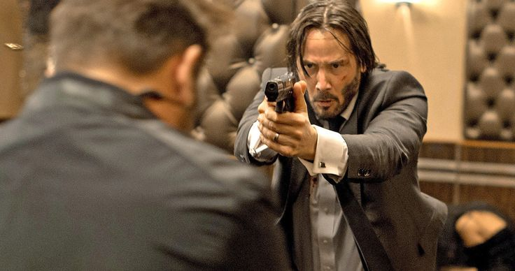 Keanu Reeves Talks 'John Wick 2' Story & New Characters -- Keanu Reeves offers details about Laurence Fishburne's new character in 'John Wick 2', adding that the action has evolved. -- http://movieweb.com/john-wick-2-keanu-reeves-story-new-characters/