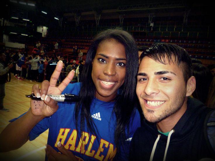 TNT of #harlemglobetrotters #Basketball #Basket #globetrotters #TNT