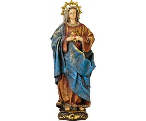 Statyett Jungfru Maria