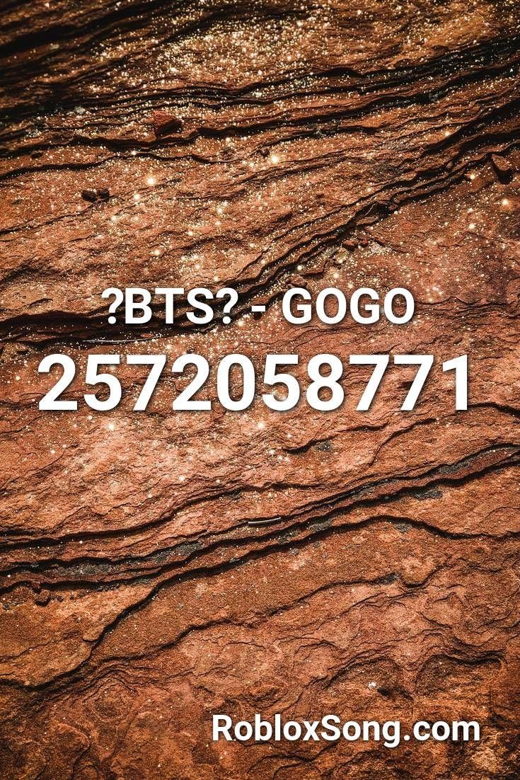 Bts Gogo Roblox Id Roblox Music Codes Em 2020 Panini