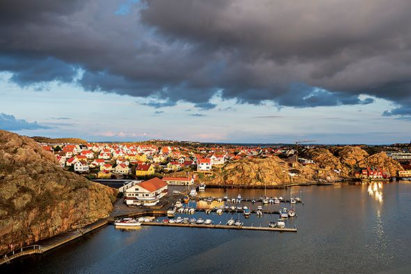#Sweden's west coast is an unspoiled secret gem with plenty of fresh #seafood and seasonal sunshine