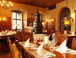 Würzburg, Restaurant und Weinhaus Zum Stachel