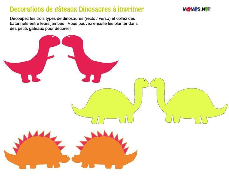 Une carte d'invitation pour une vraie fête de dinosaure ! C'est sûr, les paléontologues en herbe seront à l'heure au chantier de fouilles ! Il ne vous reste plus qu'à compléter le nom de l'enfant qui invite, de l'invité, le jour, l'heure et l'adresse.