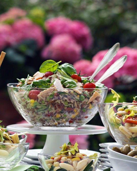 <3 Recipe: Reissalat mit Thunfisch