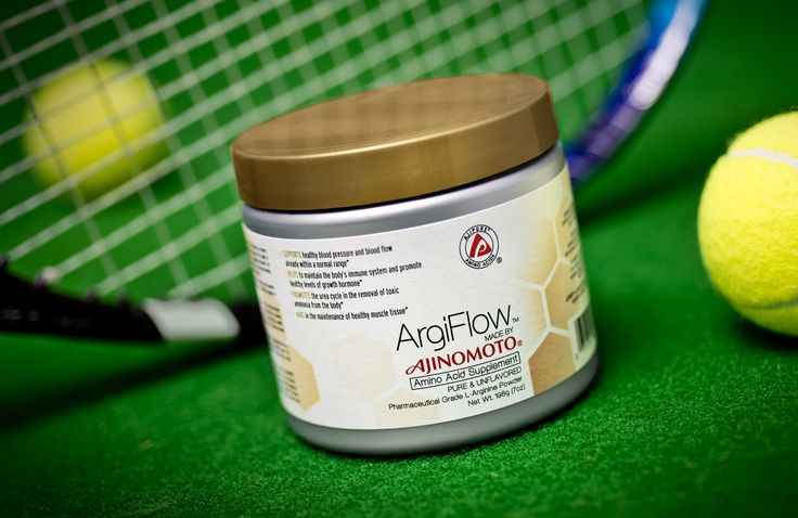 ArgiFlow™ 1.  Supports healthy blood pressure and blood flow already within a normal range.  2.  Helps to maintain the body's immune system and promote healthy levels of growth hormone.  3.  Promotes the urea cycle in the removal of toxic ammonia from the body.  4.  Aids in the maintenance of healthy muscle tissue.  http://www.ajipure.com/web/products/argiflow.aspx