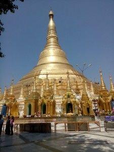 Mae Sot / Myawaddy to Yangon  - Ram on the Run