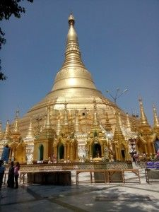 Mae Sot / Myawaddy to Yangon  - Ram on the Run