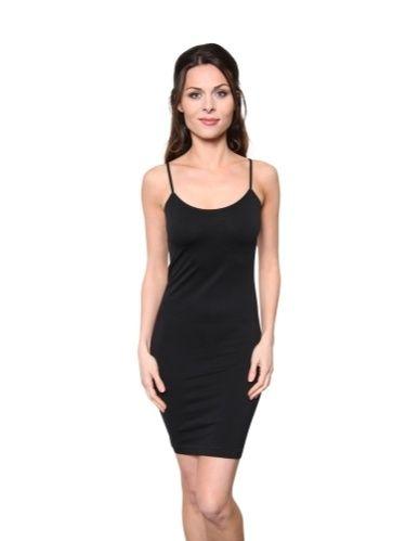 058c5f60776497 3 Pack: FTL Women's Seamless Spaghetti Strap Slip Dress#Women, #Seamless,  #Pack