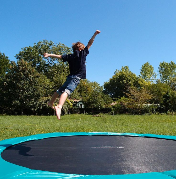 Important Tips For Using The Trampoline #trampoline_safety #exercise_trampoline #trampolines #Trampoline_Game