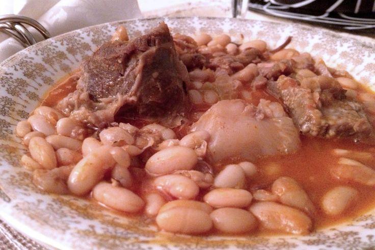 """La+recette:+Loubia+à+l'Oranaise,+via+le+site+""""Les+Recettes+de+ma+Mère""""+(à+l'oranaise,cacher,cachere,casher,cashere,cuisine+algerienne).++http://lesrecettesdemamere.net/recette/loubia-oranaise/"""