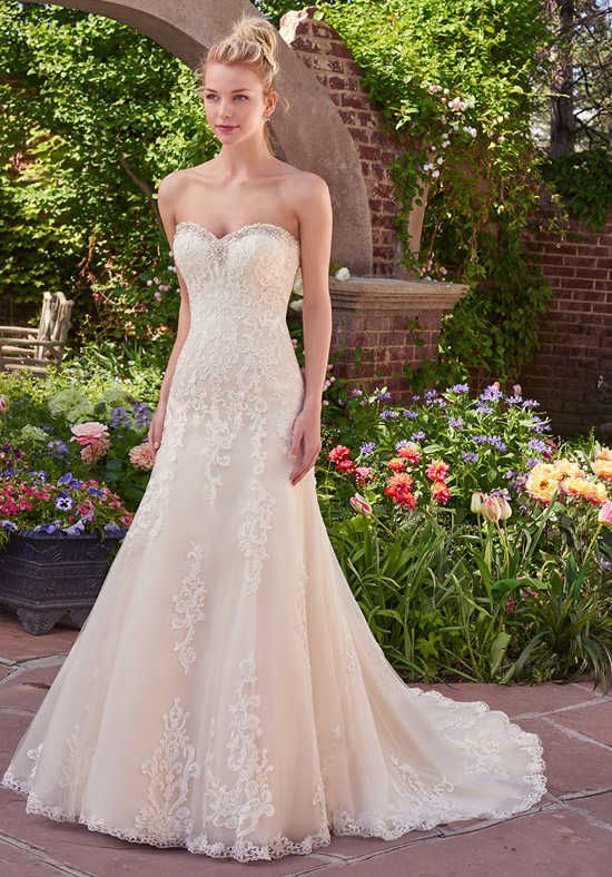 Rebecca Ingram Vernice Wedding Dress photo