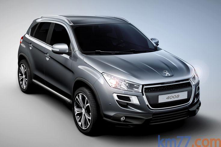 Peugeot 4008 - Front