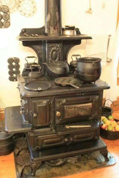 Cocina a le a mi casa de campo pinterest estufa - Cocina a lena ...