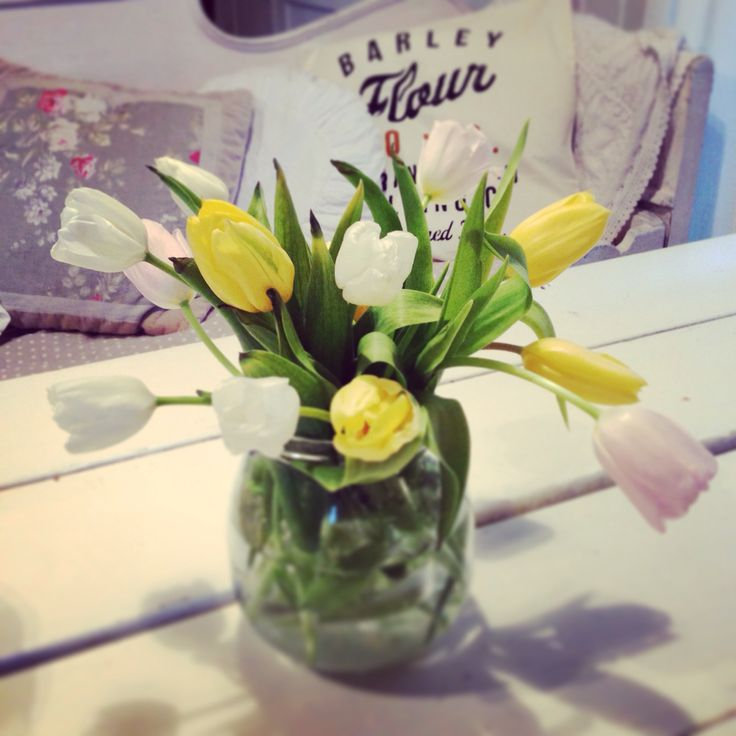 Tulips and spring-I love it