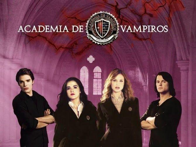 Academia De Vampiros: Blood Sisters dirigida por Mark Waters 2014