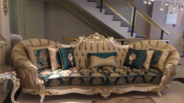 Exclusive Handmade Furniture Dubai Luxury Furniture Design Furniture Design Living Room Sofa Set Designs
