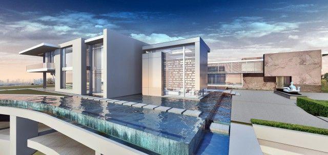 """Casas de sonho: Assim será """"a mansão dos 500 milhões de dólares"""" com casino, quatro piscinas e garagem para 30 carros — idealista/news"""