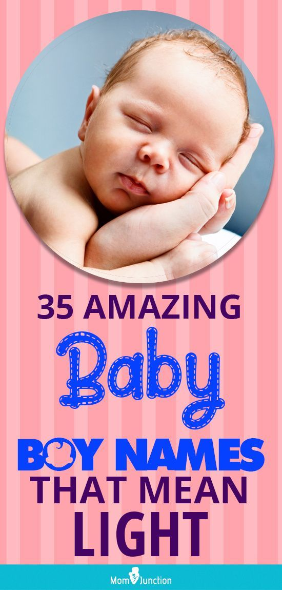 70 Shiny & Vivid Baby Girl And Boy Names Meaning Light in ...