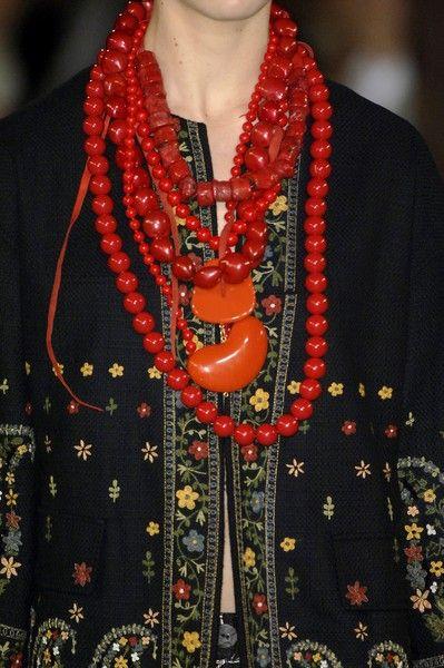 Christian Lacroix Spring 2007 - Details