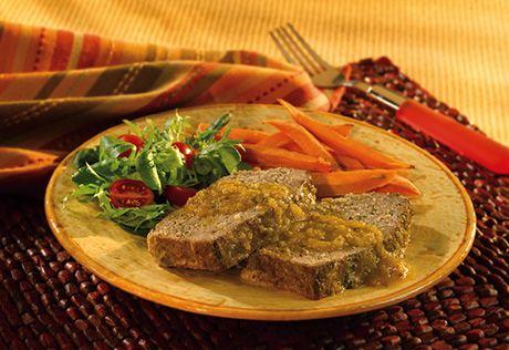 Salsa Verde Meatloaf   food   Pinterest   Salsa Verde, Salsa and ...