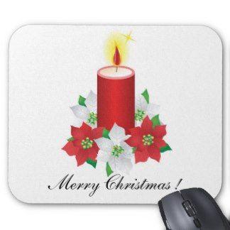 Christmas present mousepad