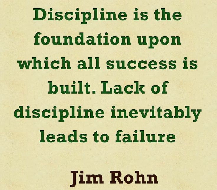 essay on discipline a key to success Discipline is key to success a man who can control his mind can control his destiny although some things are difficult, nothing is impossible.
