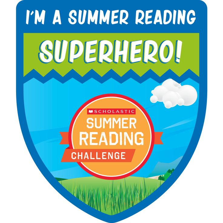 Are you a reading superhero? Share this badge with pride! And if you haven't already, sign up for the 2016 Summer Reading Challenge and pledge to keep kids reading this summer! Click to learn more. #summerreading