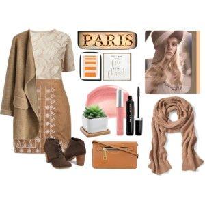Bohemian Chic in Paris