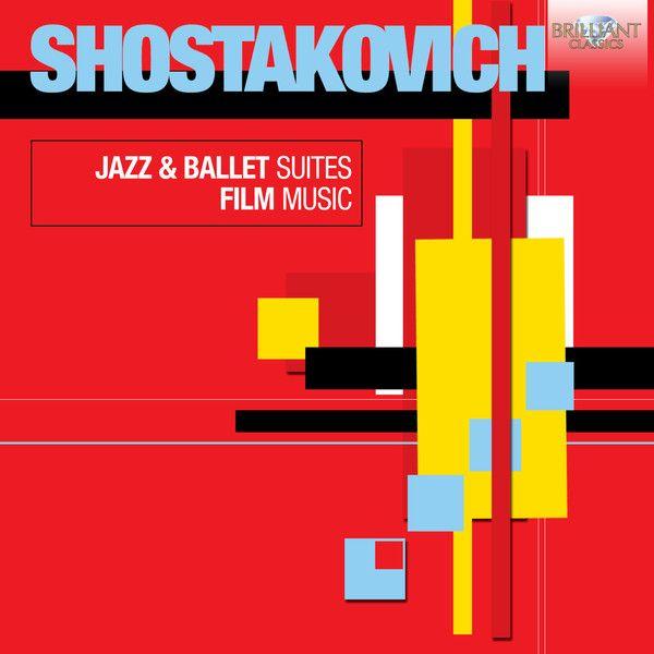 Shostakovich: Jazz & Ballet Suites, Film Music — Theodore Kuchar & National Symphony Orchestra