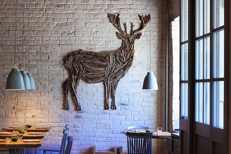 PLACE FOR INSPIRATION: Bjorn - ресторан северной кухни