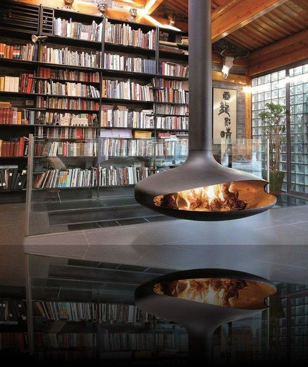 40 best Fireplace images on Pinterest | Fire places, Modern ...