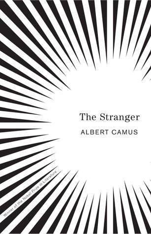 The Stranger by Albert Camus (translated by Matthew Ward). One of KA's favourite books.
