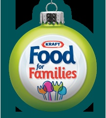 Kraft Food for Families - Please donate to the Chilliwack BC Location