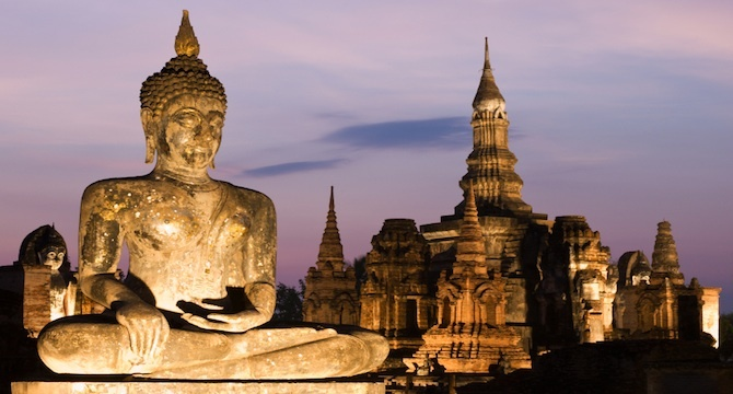 Thailand tour between nature and culture - 8 days/7 nights £1372