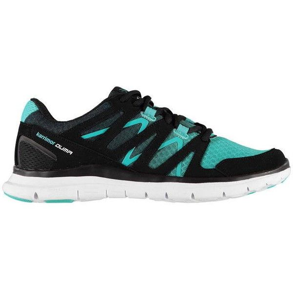 Karrimor Duma Ladies Running Shoes (£35) ❤ liked on Polyvore featuring shoes, karrimor and karrimor shoes
